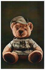 Teddy Bear, Named for President Theodore Roosevelt, Animal Toy - Modern Postcard