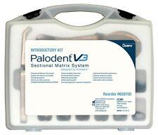 PALODENT V3 INTRODUCTORY KIT DENTSPLY MATRIX SYSTEM