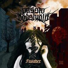 """Passiv Dödshjälp - Fasader 12""""+CD DISFEAR SKITSYSTEM HIEROPHANT WOLFBRIGADE"""