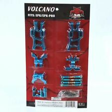 Red Cat Racing RER08736 Volcano EP/EP Pro hop up kit Blue New version