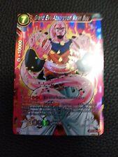 DRAGONBALL SUPER CARD GAME GRAND EVIL ABSORPTION MAJIN BUU MINT BT2-025 SR