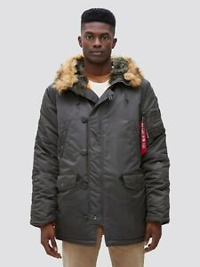 Alpha Industries Slim Fit N-3B Gen I Extreme Cold Weather Parka  MJN31211C1
