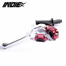 Universal Clutch Perch Lever + Brake Rotator Clamp​ ​KAWASAKI KLR 250 600 650