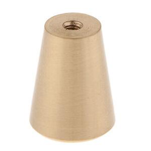 Kupferknopfgriff für Möbelschrank Kommode Tür Schubladen Hardware 20x25mm