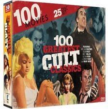 100 Greatest Cult Classics 0683904891969 With William Shatner DVD Region 1