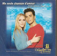 CD 2 TITRES SOREL & NEURAY--MA SEULE CHANSON D' AMOUR