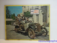 Vintage 1963 BEVERLY HILLBILLIES TV SITCOM SHOW Jaymar Inlaid Puzzle COLLECTIBLE
