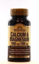Windmill, Calcium & Magnesium- Promotes Bone,Skeletal Health and Nervous system
