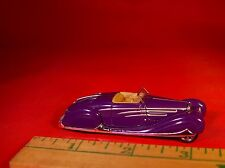 1939 Bugatti Type 57C Classic Luxury Car, Rubber Tire Adult Collectible Rare