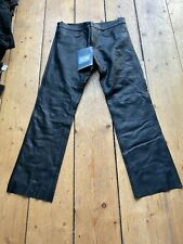 Brand New Ex-Display Rev'it Canyon Mens Leather Motorcycle Jeans. Eur 58