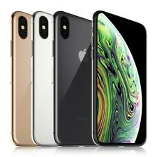 APPLE IPHONE XS 64 GB LIBRE+FACTURA+8 ACCESORIOS DE REGALO + 1 AÑO GARANTÍA
