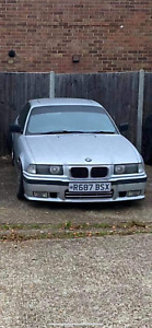 Bmw e36 328i sport manual drift project