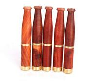Rosewood clean recycling filter cigarette holder Tobacco pipe hookah cigarette