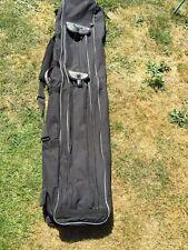 Shakespeare 'QUBA' 8 / 10 -Tube Rod Holdall - 182cm / 6ft Long - 2 x Ext Pockets