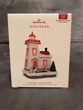 2018 Holiday Lighthouse HALLMARK KEEPSAKE CHRISTMAS ORNAMENT