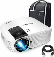 VANKYO YG600 Leisure 510 Full HD Projector 4000 LUX Video Projector White 230""