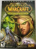 World of Warcraft: The Burning Crusade (PC, 2007) Expansion Set