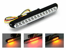 Custom Universal Motorcycle Motorbike Bike LED Tail Light Integrated Indicators