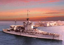 HMS WARSPITE -  LIMITED EDITION ART (25)