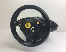 Trustmaster Ferrari 360 Modena Steering Wheel PS2 Xbox Xbox 360 PC