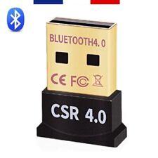 MINI CLÉ USB ADAPTATEUR TRANSMETTEUR BLUETOOTH V4.0 DONGLE POUR ORDINATEUR, PC