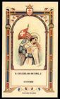 santino-holy card B.GUGLIELMO DE ERIL mercedario