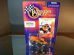 John Force Orange Brute Force 1978 Chevrolet Monza LifeTime Series #6 of 8