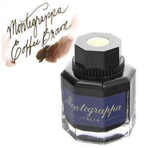 Montegrappa Bottled Ink for Fountain Pens - Brown - 50mL IA01BZIW