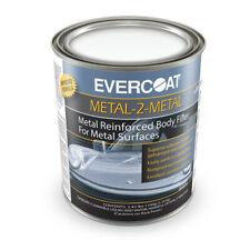 1 Quart Evercoat Metal-2 Metal Reinforced Body Filler 889 - Auto Aluminum Repair
