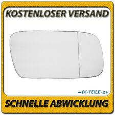 Spiegelglas für KIA SEPHIA 1993-1997 rechts Beifahrerseite asphärisch