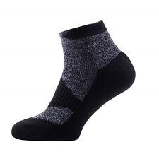 Sealskinz Walking Thin Socks Merino Waterproof Large Grey Marl