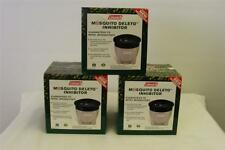 LOT OF 3 NEW Coleman MOSQUITO DELETO INHIBITOR Insect Repellant BUG CONTROL