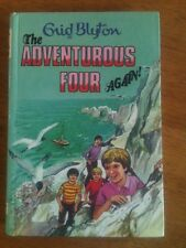 The Adventurous Four Again by Enid Blyton (Hardcover, 1973)