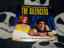 The Silencers NEW SEALED Laserdisc LD Dean Martin Free Ship $30 Orders