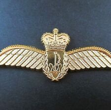 GENUINE PILOT ROYAL AUSTRALIAN NAVY PILOTS WINGS BADGE