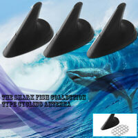 Black Car Radio Shark Fin Aerial Antenna Cover For SAAB 9-5 9-3 Sport 1999-2009