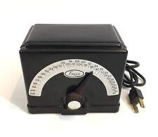 Vintage Franz Electric Metronome Model Lm-4 Bakelite Art Deco Music Tempo Beat