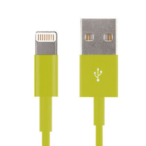 3/6/10 FT Color For Apple iPhone 8 Plus 7 6S USB  Cable Charger Cord