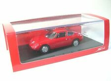 Spark 1 43 Abarth SIMCA 1300 Red 2 Door Sports Coupe Retro 1970's FIAT S1303