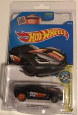 Hot Wheels 2016 SUPER TREASURE HUNT '14 CORVETTE STINGRAY * Kar Keeper * 10A