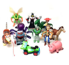 "Disney Pixar Massive Movie TOY STORY 5"" & 6"" toy figure collection+ rares NICE"