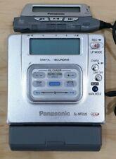 Panasonic SJ-MR220 Personal Minidisc MD Player.