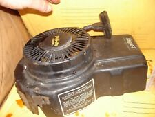 Eager 1 techu Craftsman model 143 404132  motor recoil