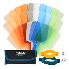 Rogue Flash Gels: Color Correction Filter Kit v3 New