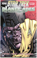 STAR TREK PLANET of the APES #1 A, NM, Damn Dirty Apes, 2014, IDW, more in store