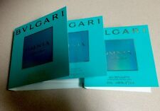BVLGARI Omnia paraira EDT Lot Of 3.,1.5 ML Traveling Spray