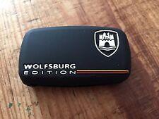 Volkswagen Wolfsburg edition silicone key cover Golf Jetta Passat Touran Polo