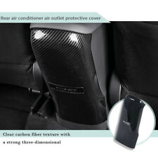 For Toyota CHR C-HR Car Rear Back Air Conditioning Outlet Sequins Cover Sticker