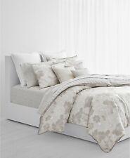 Lauren Ralph Lauren Allaire 3 Piece Floral King Comforter Cover Sham Set New