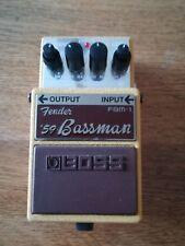 Fender Bassman 59 FT (environ 17.98 m) Peda